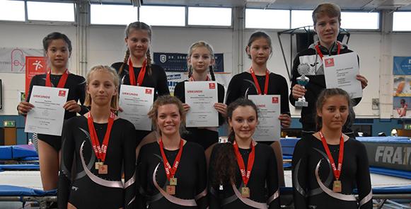 Hessische Trampolin Mannschaftsmeisterschaften 2019